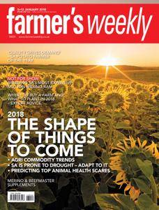 Farmer's Weekly - 05 January 2018