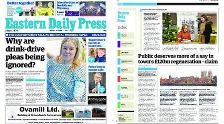 Eastern Daily Press – December 11, 2017