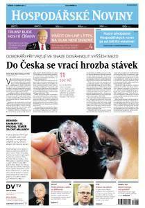 Hospodářské noviny - 5. dubna 2017