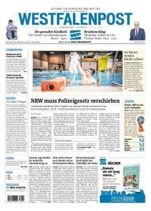 Westfalenpost Wetter - 20. Juni 2018