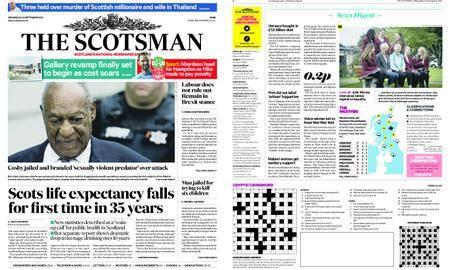 The Scotsman – September 26, 2018