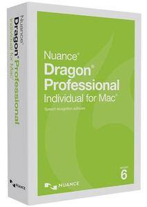 Nuance Dragon Professional Individual for Mac 6.0.6
