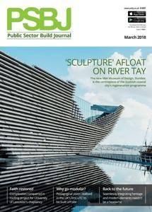PSBJ/Public Sector Building Journal - March 2018