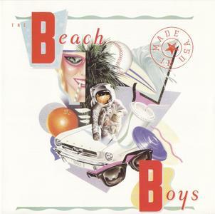 The Beach Boys - Made In U.S.A. (1986)
