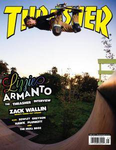 Thrasher Skateboard Magazine - May 2017