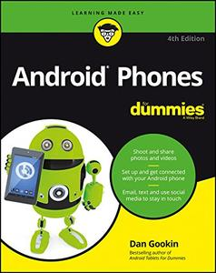 Android Phones For Dummies (For Dummies (Lifestyle)) [Repost]