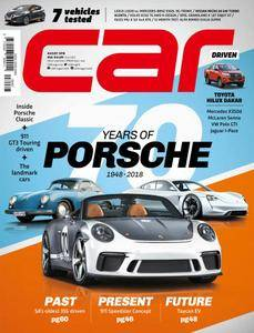 Car South Africa - August 2018