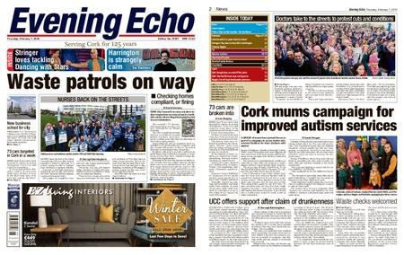 Evening Echo – February 07, 2019