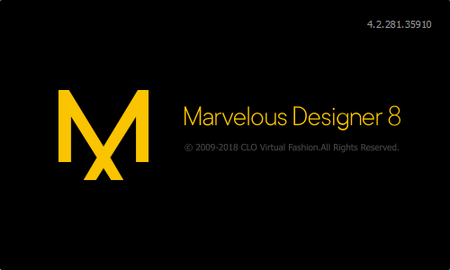 Marvelous Designer 8 v4.2.297.40946 (x64) Multilingual