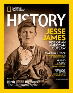 National Geographic History - January 2019