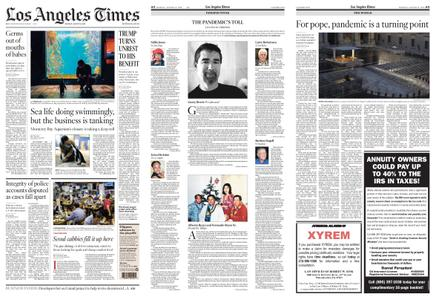 Los Angeles Times – August 31, 2020