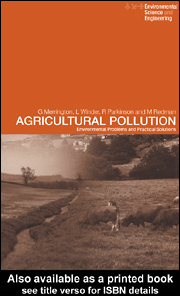 Agricultural Pollution: Problems and Practical Solutions