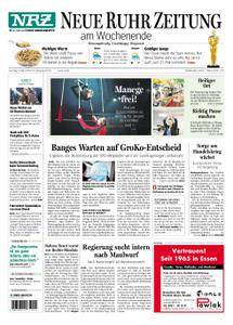 NRZ Neue Ruhr Zeitung Essen-Postausgabe - 03. März 2018