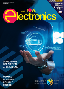 What's New in Electronics - May/June 2020
