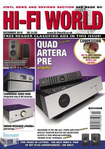 Hi-Fi World - December 2019