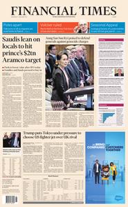 Financial Times Europe – 11 December 2019