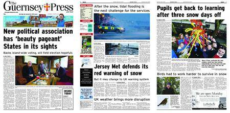 The Guernsey Press – 03 March 2018