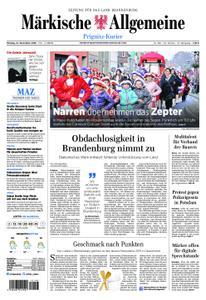Märkische Allgemeine Prignitz Kurier - 12. November 2018