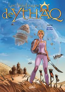 Los Naúfragos de Ythaq Tomo 14 - La joya del genio