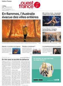 Ouest-France Édition France – 03 janvier 2020
