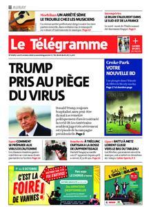Le Télégramme Auray – 05 octobre 2020