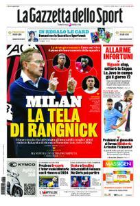 La Gazzetta dello Sport Roma – 05 giugno 2020
