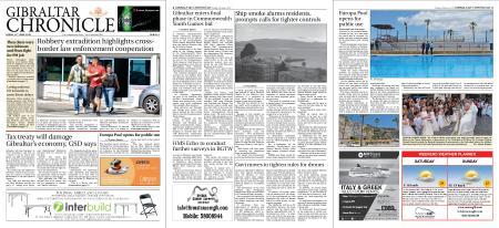 Gibraltar Chronicle – 21 June 2019