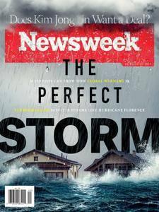 Newsweek USA - October 05, 2018