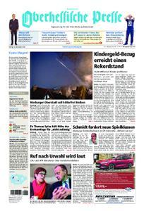 Oberhessische Presse Hinterland - 28. Dezember 2018