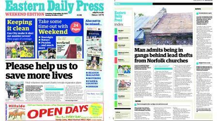Eastern Daily Press – September 30, 2017
