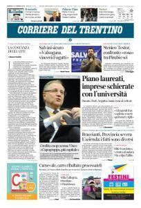 Corriere del Trentino - 11 Febbraio 2018