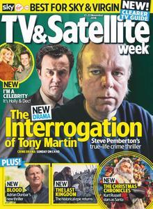 TV & Satellite Week - 17 November 2018