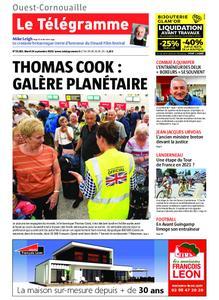 Le Télégramme Ouest Cornouaille – 24 septembre 2019