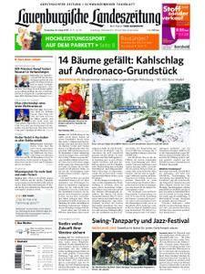 Lauenburgische Landeszeitung - 25. Januar 2018