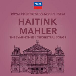 Bernard Haitink - Mahler: The Symphonies & Song Cycles (2019) [Official Digital Download 24/96]