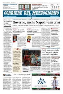 Corriere del Mezzogiorno Campania – 15 gennaio 2021