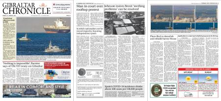 Gibraltar Chronicle – 15 January 2021