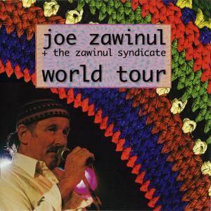 Joe Zawinul - World Tour (1998) [2CDs] {ESC Records}