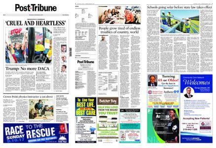 Post-Tribune – September 06, 2017
