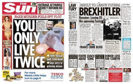 The Sun UK – 31 May 2018