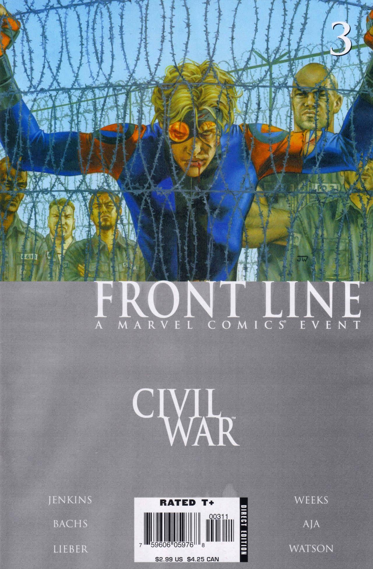Civil War - Frontline 03
