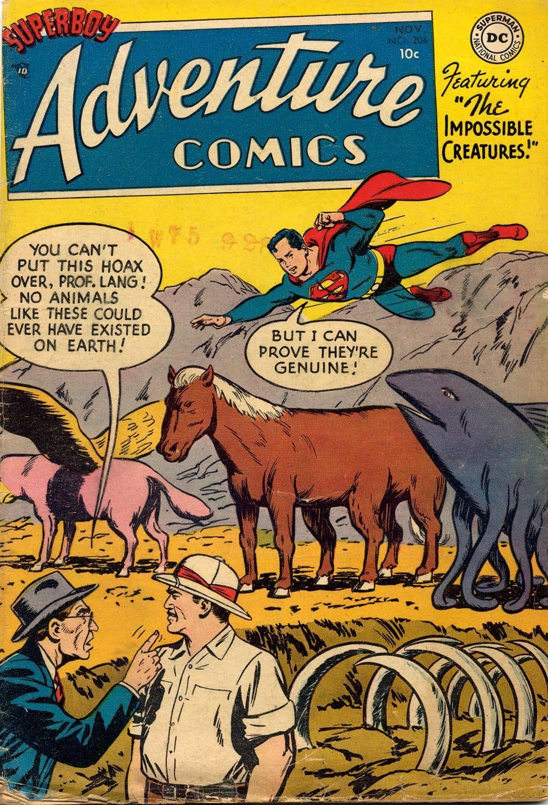 Adventure Comics 1954-11 206