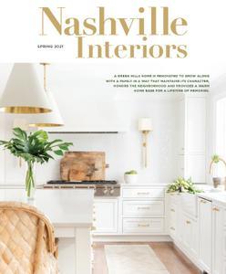 Nashville Interiors - Spring 2021