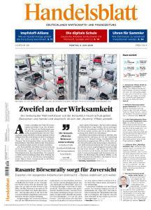 Handelsblatt vom 08. Juni 2020