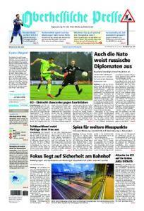 Oberhessische Presse Marburg/Ostkreis - 28. März 2018