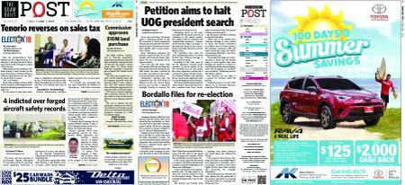 The Guam Daily Post – June 01, 2018