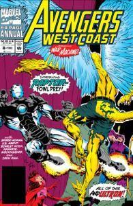 Avengers West Coast Annual 008 1993 Digital Zone-Empire