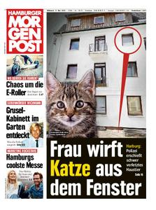 Hamburger Morgenpost – 08. Mai 2019