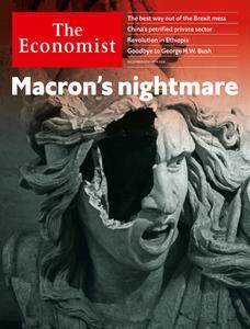 The Economist Latin America – 08 December 2018