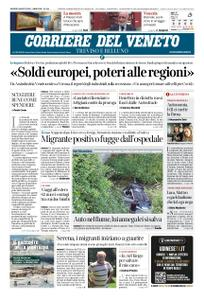 Corriere del Veneto Treviso e Belluno – 06 agosto 2020